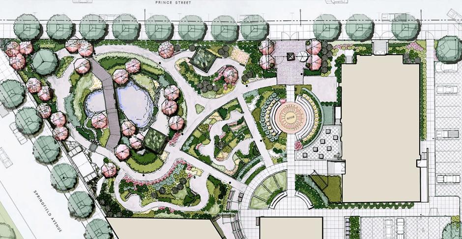 southeast landscape project