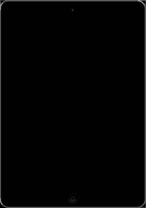 ipad frame - mobile