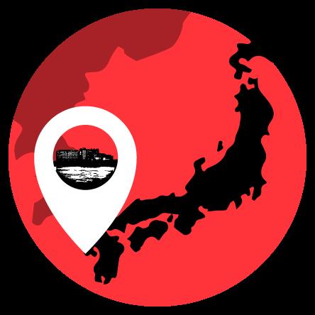 Japan Hashima virtual tour
