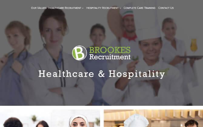 Brookes Recruitment on mac