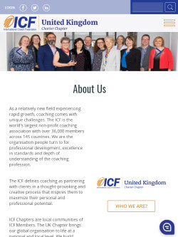 see The UK ICF on iPad