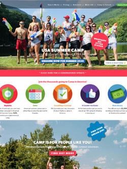 see USA Summercamp on iPad