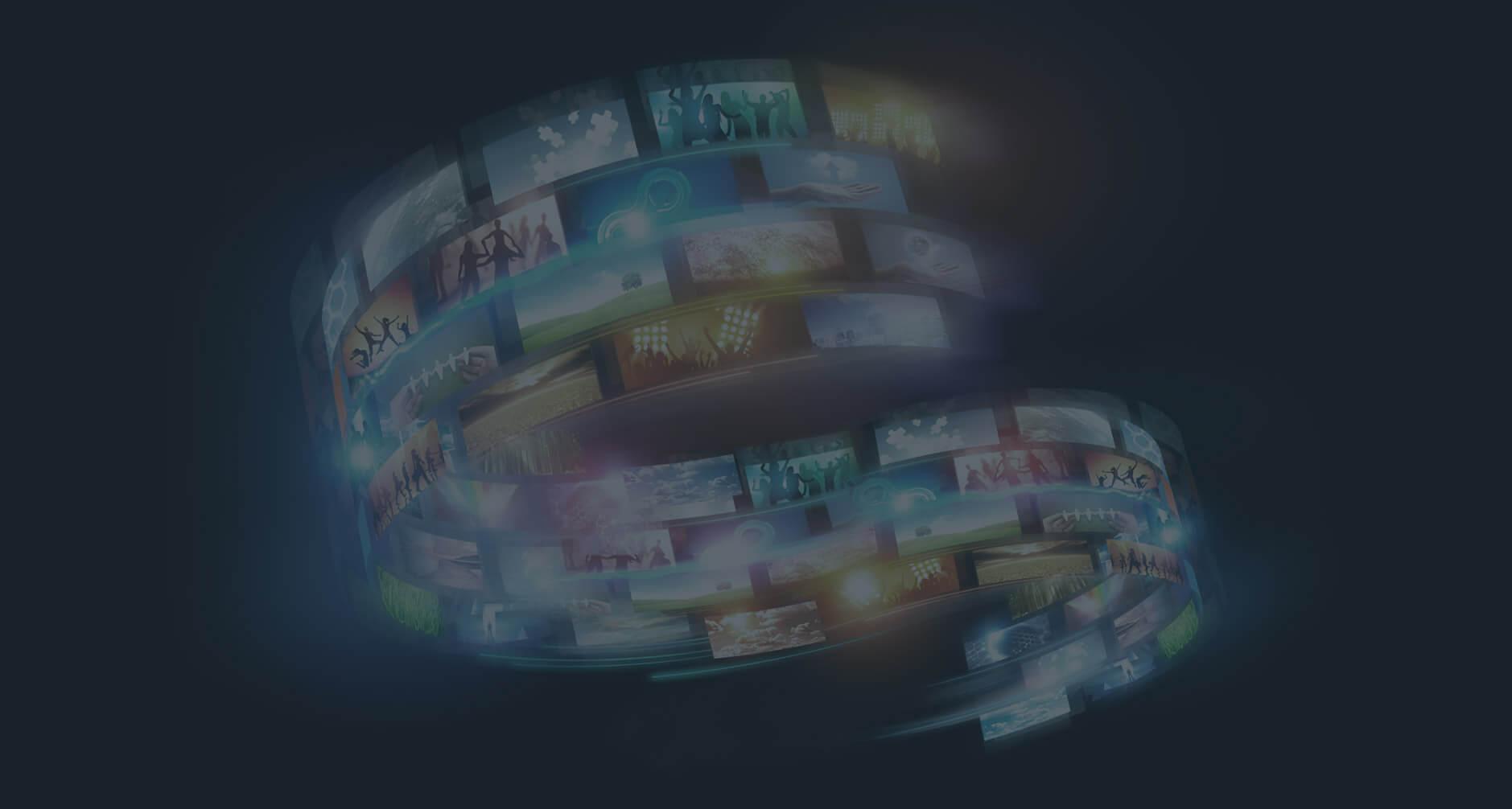 videoplugger portfolio header