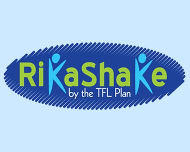 rikashake website logo