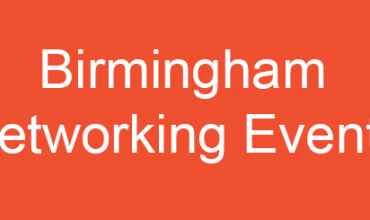 networking events in Birmingham, West Midlands
