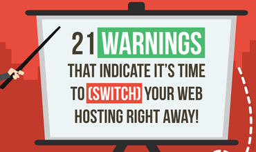 19+ Common Signs That Indicate It's Time To Change Your Web Host