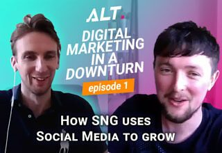 Video: Digital Marketing in a downturn with Tom Tracy of SNG Publishing