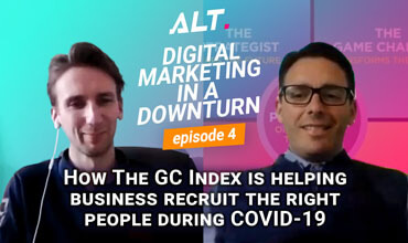 Video: Digital Marketing in a downturn with Nathan Ott of The GCIndex