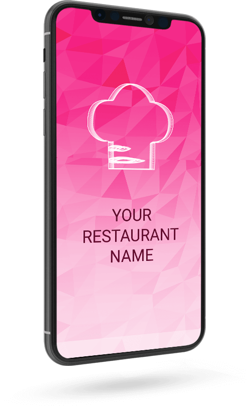 contactless ordering app for restaurants, pubs and bars