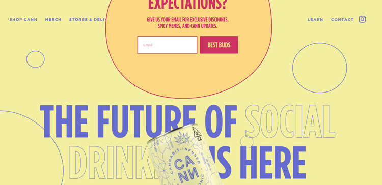 scrolling parallax animation example 1